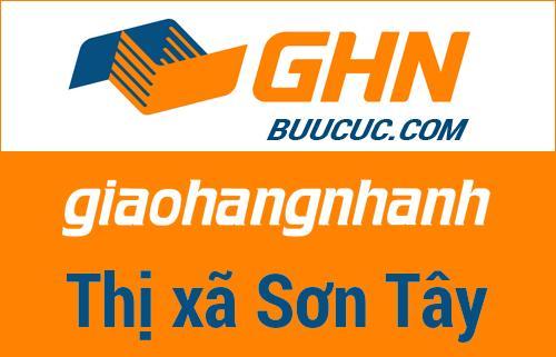 Bưu cục GHN Thị xã Sơn Tây – Hà Nội