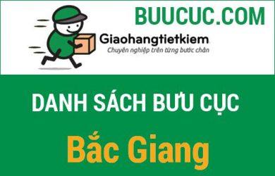 Giao hàng tiết kiệm Bắc Giang