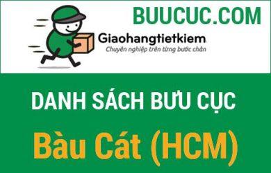 Giao hàng tiết kiệm Bàu Cát (HCM)