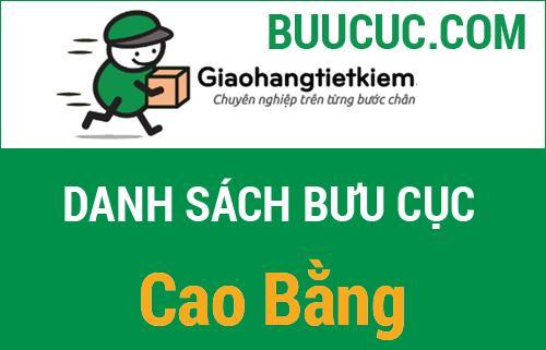 Giao hàng tiết kiệm Cao Bằng