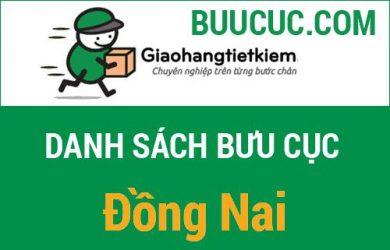 Giao hàng tiết kiệm Đồng Nai