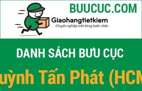 Giao hàng tiết kiệm Huỳnh Tấn Phát (HCM)