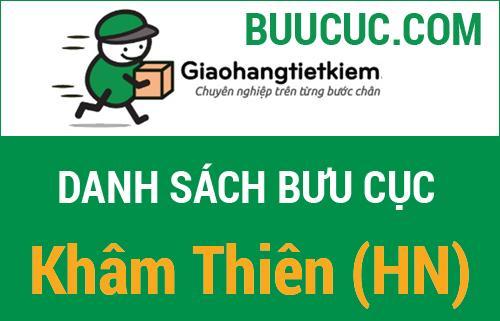 Giao hàng tiết kiệm Khâm Thiên (HN)