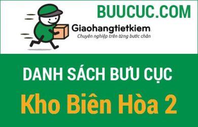 Giao hàng tiết kiệm Kho Biên Hòa 2