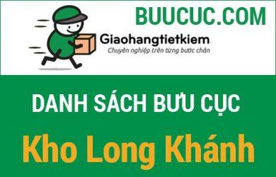 Giao hàng tiết kiệm Kho Long Khánh