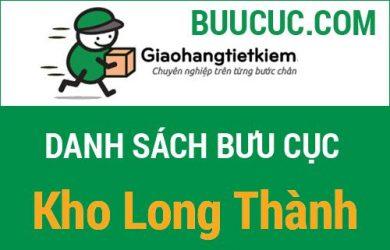 Giao hàng tiết kiệm Kho Long Thành