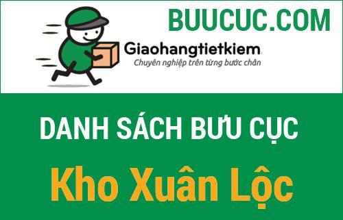 Giao hàng tiết kiệm Kho Xuân Lộc