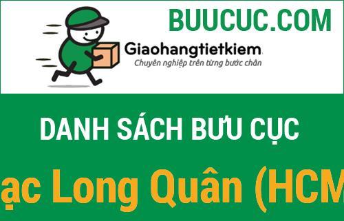 Giao hàng tiết kiệm Lạc Long Quân (HCM)