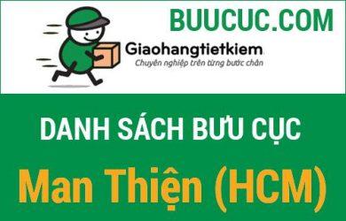 Giao hàng tiết kiệm Man Thiện (HCM)
