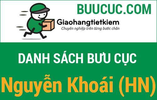 Giao hàng tiết kiệm Nguyễn Khoái (HN)