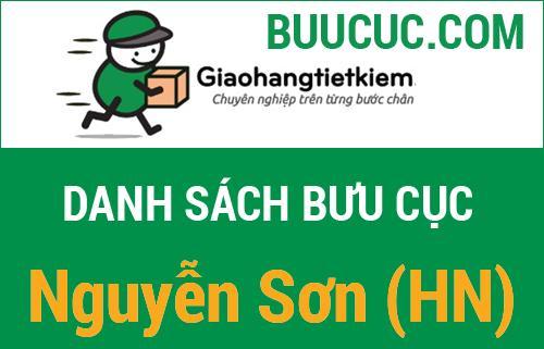 Giao hàng tiết kiệm Nguyễn Sơn (HN)
