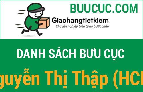 Giao hàng tiết kiệm Nguyễn Thị Thập (HCM)