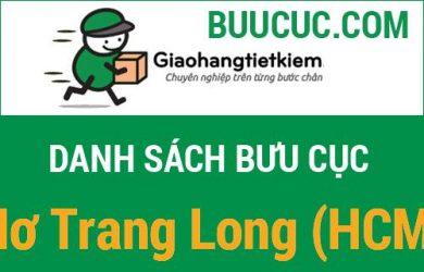 Giao hàng tiết kiệm Nơ Trang Long (HCM)