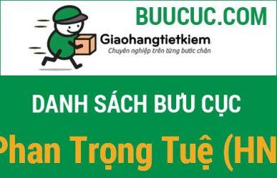 Giao hàng tiết kiệm Phan Trọng Tuệ (HN)
