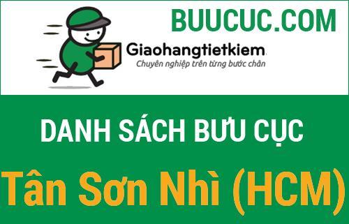 Giao hàng tiết kiệm Tân Sơn Nhì (HCM)