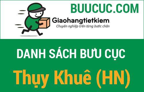 Giao hàng tiết kiệm Thụy Khuê (HN)