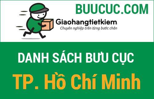 Giao hàng tiết kiệm TP. Hồ Chí Minh