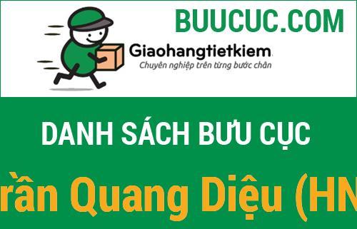 Giao hàng tiết kiệm Trần Quang Diệu (HN)