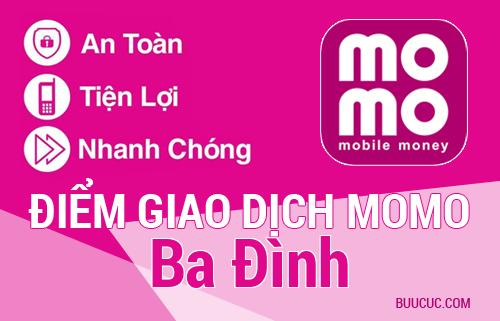 Điểm giao dịch MoMo Ba Đình, Hà Nội