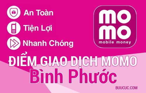 Điểm giao dịch MoMo Bình Phước