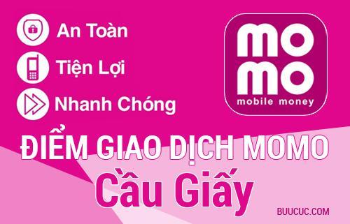 Điểm giao dịch MoMo Cầu Giấy, Hà Nội