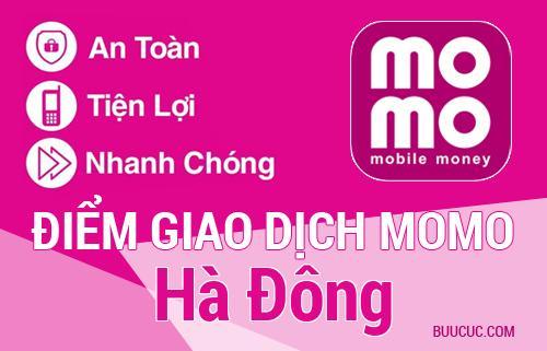 Điểm giao dịch MoMo Hà Đông, Hà Nội