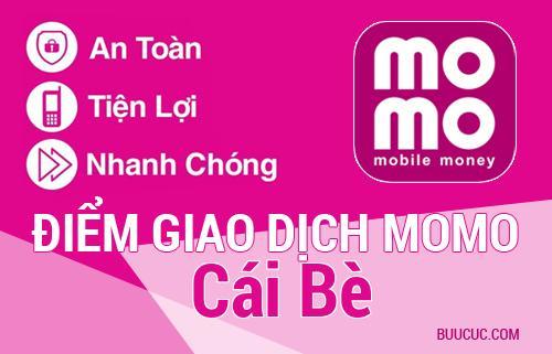 Điểm giao dịch MoMo Huyện Cái Bè, Tiền Giang