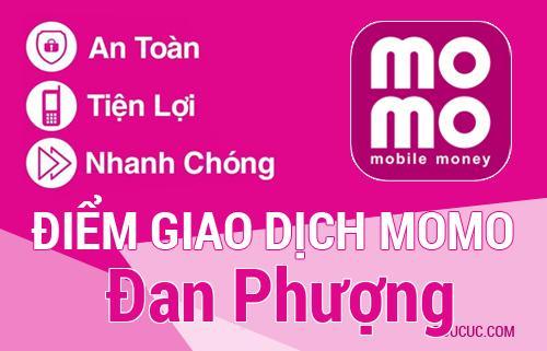 Điểm giao dịch MoMo Huyện Đan Phượng, Hà Nội