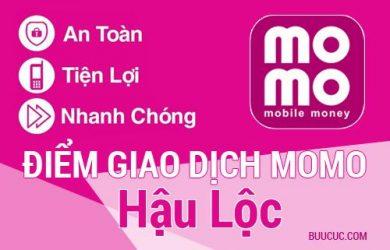 Điểm giao dịch MoMo Huyện Hậu Lộc, Thanh Hoá