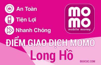 Điểm giao dịch MoMo Huyện Long Hồ, Vĩnh Long