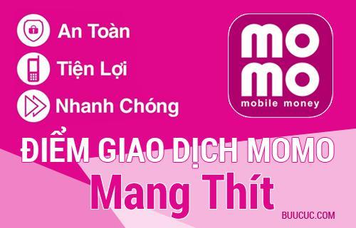 Điểm giao dịch MoMo Huyện Mang Thít, Vĩnh Long