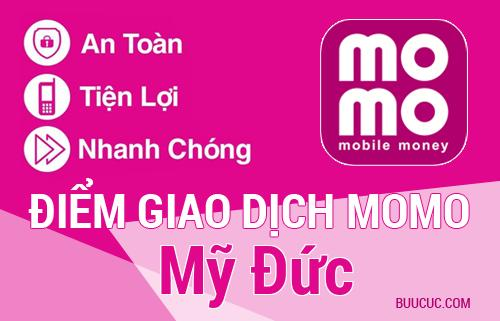 Điểm giao dịch MoMo Huyện Mỹ Đức, Hà Nội