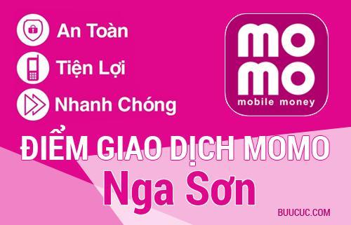 Điểm giao dịch MoMo Huyện Nga Sơn, Thanh Hoá