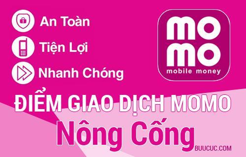Điểm giao dịch MoMo Huyện Nông Cống, Thanh Hoá