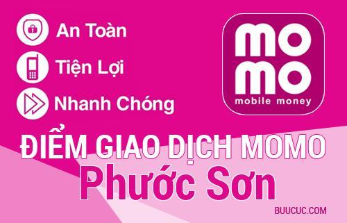 Điểm giao dịch MoMo Huyện Phước Sơn, Quảng Nam