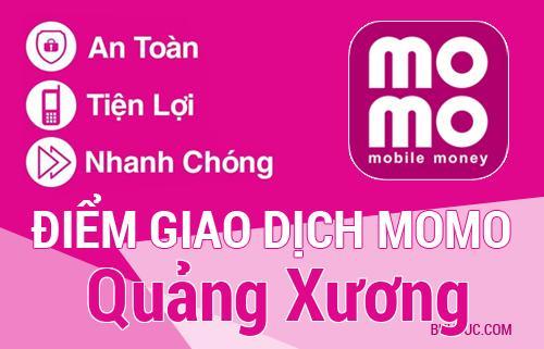 Điểm giao dịch MoMo Huyện Quảng Xương, Thanh Hoá