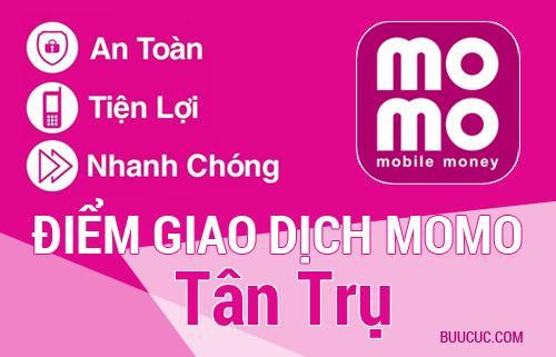 Điểm giao dịch MoMo Huyện Tân Trụ, Long An