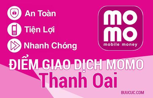 Điểm giao dịch MoMo Huyện Thanh Oai, Hà Nội