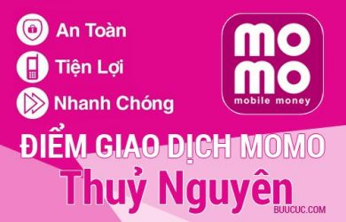 Điểm giao dịch MoMo Huyện Thuỷ Nguyên, Hải Phòng