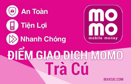 Điểm giao dịch MoMo Huyện Trà Cú, Trà Vinh