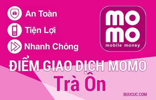 Điểm giao dịch MoMo Huyện Trà Ôn, Vĩnh Long