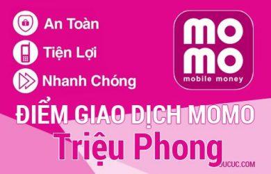 Điểm giao dịch MoMo Huyện Triệu Phong, Quảng Trị
