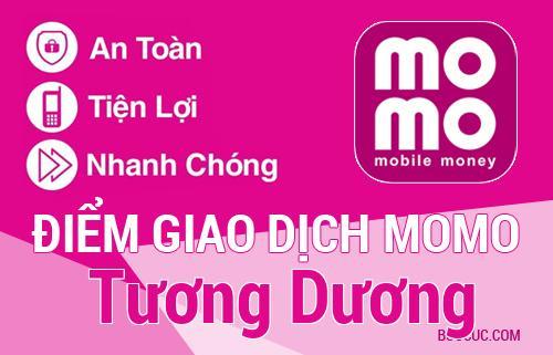 Điểm giao dịch MoMo Huyện Tương Dương, Nghệ An