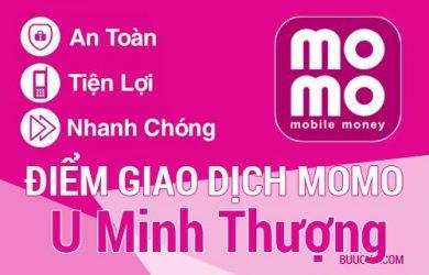 Điểm giao dịch MoMo Huyện U Minh Thượng, Kiên Giang