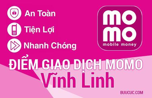 Điểm giao dịch MoMo Huyện Vĩnh Linh, Quảng Trị