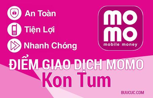 Điểm giao dịch MoMo Kon Tum