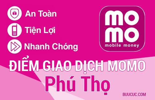 Điểm giao dịch MoMo Phú Thọ