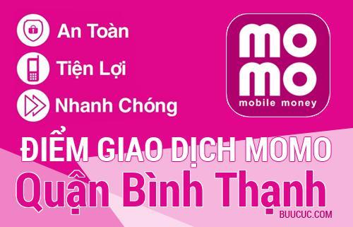 Điểm giao dịch MoMo Quận Bình Thạnh , Hồ Chí Minh