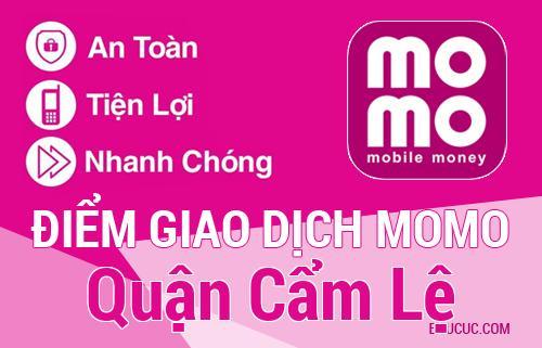Điểm giao dịch MoMo Quận Cẩm Lệ, Ðà Nẵng