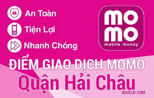 Điểm giao dịch MoMo Quận Hải Châu, Ðà Nẵng
